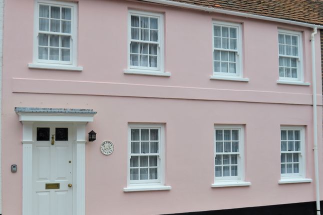 Thumbnail Cottage for sale in South Street, Emsworth