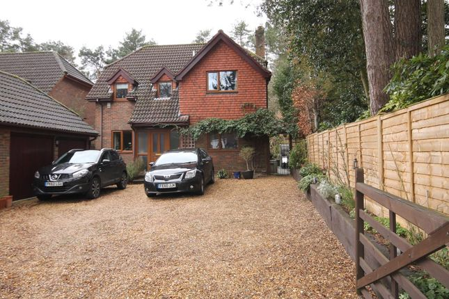 Thumbnail Detached house for sale in Rowans Close, Farnborough
