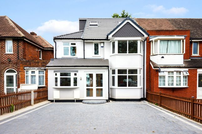 Thumbnail Semi-detached house for sale in Cliveden Avenue, Perry Barr, Birmingham