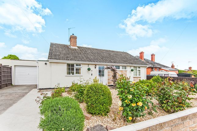 Thumbnail Bungalow for sale in Laxton Close, Taunton