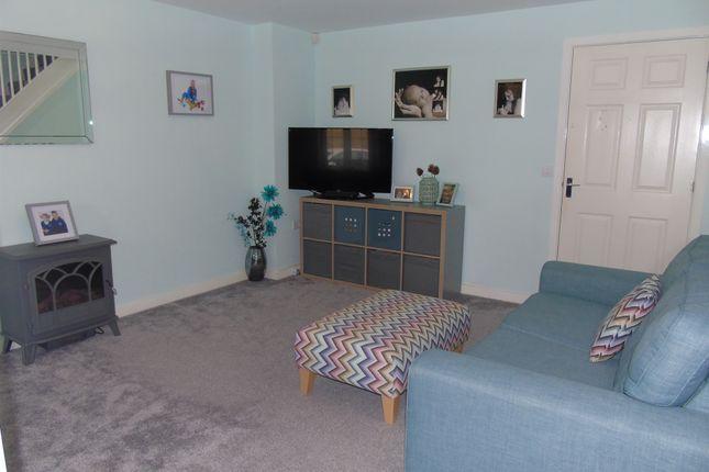 Thumbnail End terrace house for sale in Maes Y Ffynnon, Ynysboeth, Mountain Ash