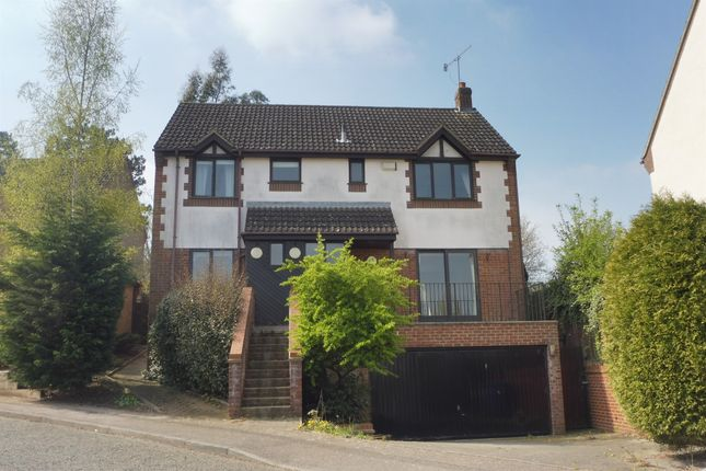 Thumbnail Detached house for sale in Grantham Crescent, Ipswich