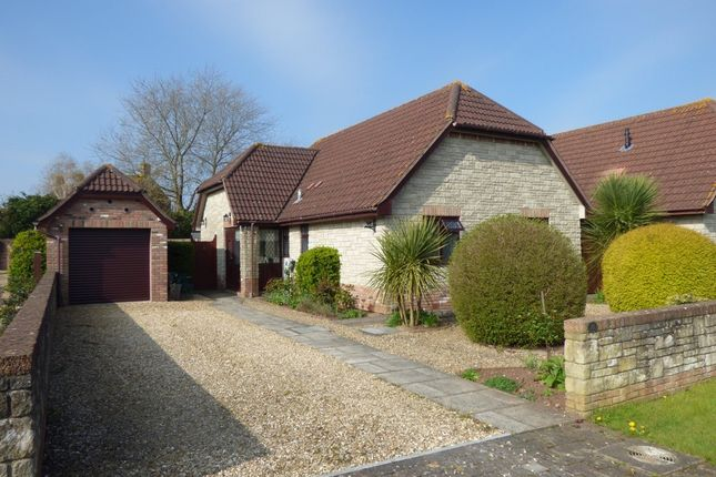 Thumbnail Detached bungalow for sale in Wayside Close, Frampton Cotterell, Bristol