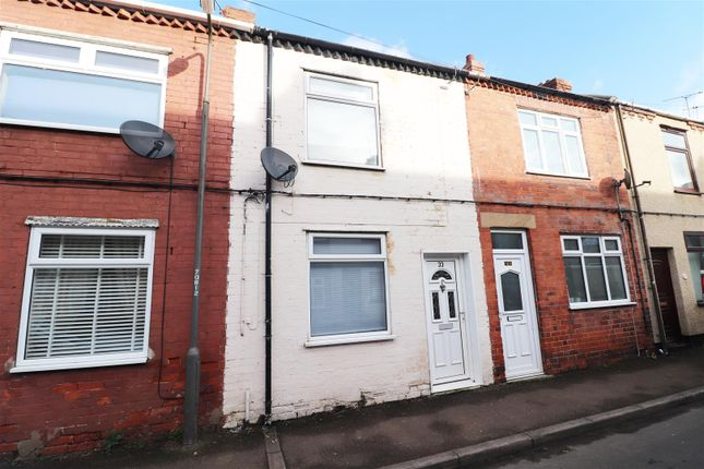 Thumbnail Terraced house to rent in Nesbit Street, Bolsover, Chesterfield