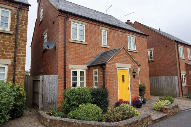 Thumbnail Detached house for sale in William Lee Close, Cold Ashby
