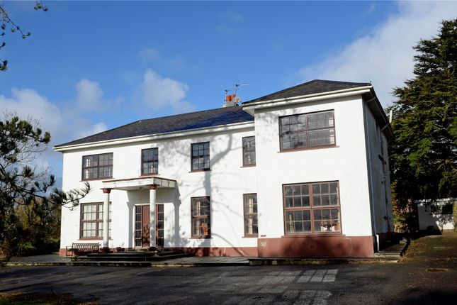 Thumbnail Detached house for sale in Innisfree, Dale Road, Haverfordwest, Pembrokeshire