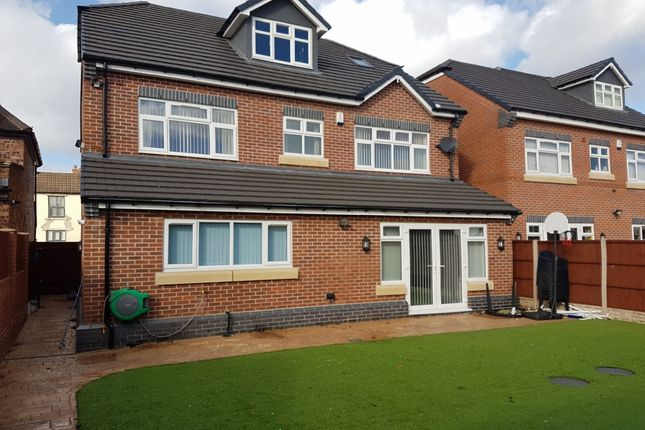 Thumbnail Detached house for sale in High Road, Willenhall