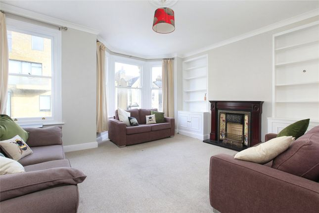 3 bed flat for sale in Hafer Road, Battersea, London SW11