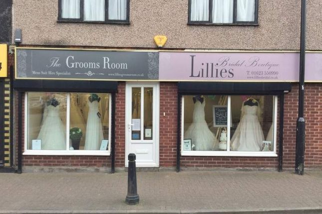 Thumbnail Retail premises to let in 20-24 Outram Street, Sutton In Ashfield