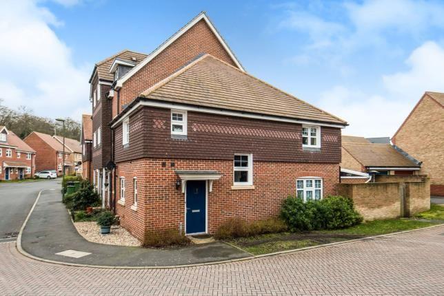Thumbnail Link-detached house for sale in Bagshot, Surrey