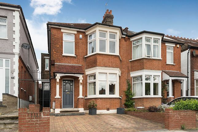 Thumbnail Semi-detached house for sale in Conway Road, Southgate