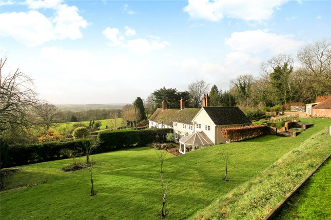 Semi-detached house for sale in Underhill, East Knoyle, Salisbury, Wiltshire