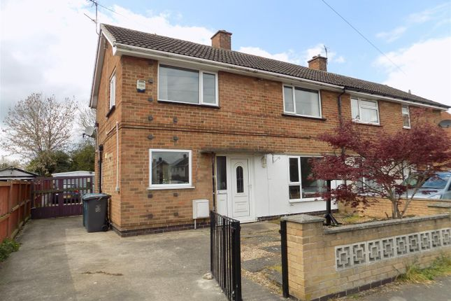 3 bed semi-detached house for sale in Newton Avenue, Bingham, Nottingham NG13