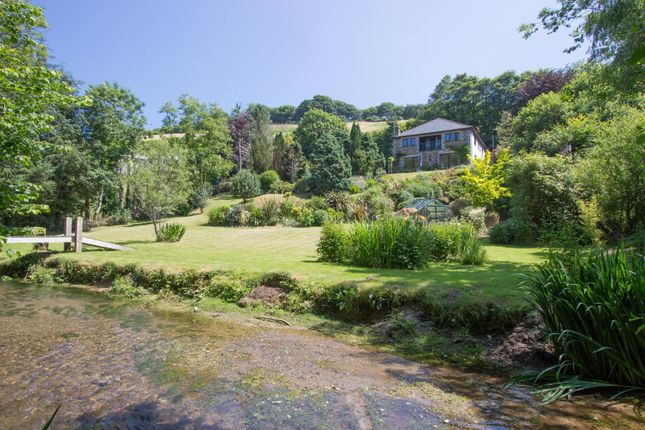 Thumbnail Detached house for sale in Looe
