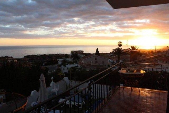 Seaview of Spain, Málaga, Nerja, Maro