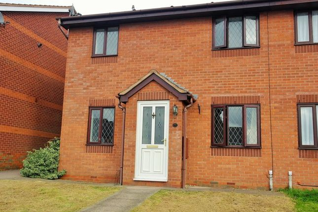 Thumbnail End terrace house to rent in Norton Terrace, Norton Canes