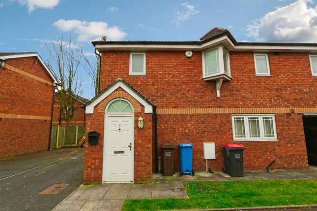 Thumbnail Semi-detached house to rent in 8 Appleblossom Grove, Cadishead, Manchester