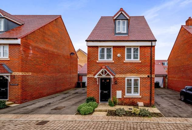 Thumbnail Detached house for sale in Bose Avenue, Biggleswade, Bedfordshire