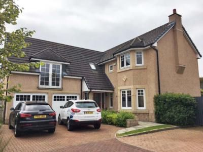 Thumbnail Property to rent in Hallforest Avenue, Kintore, Otf