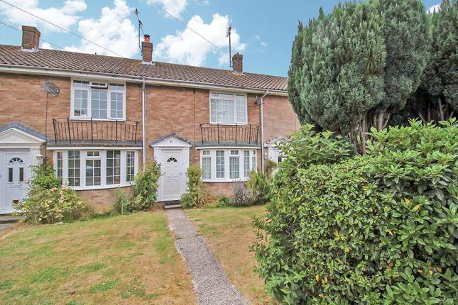 Thumbnail Terraced house to rent in Broadwood Close, Horsham