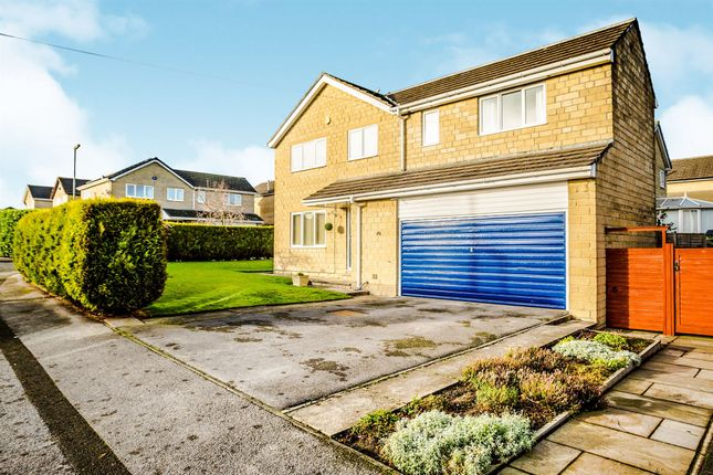 Thumbnail Detached house for sale in Falconers Ride, Netherton, Huddersfield