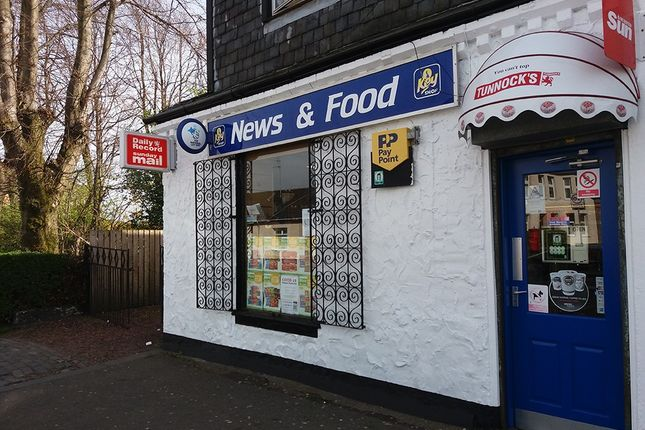 Retail premises for sale in Glasgow, Lanarkshire