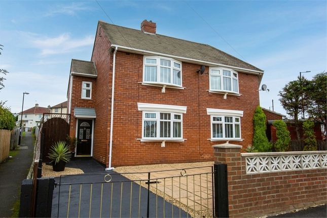 Thumbnail Semi-detached house for sale in Wensleydale Avenue, Houghton Le Spring, Tyne And Wear