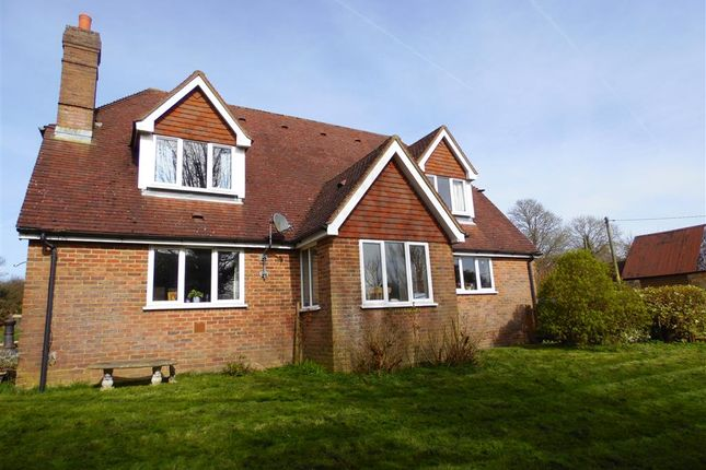 Thumbnail Bungalow for sale in Battle Road, Punnetts Town, Heathfield