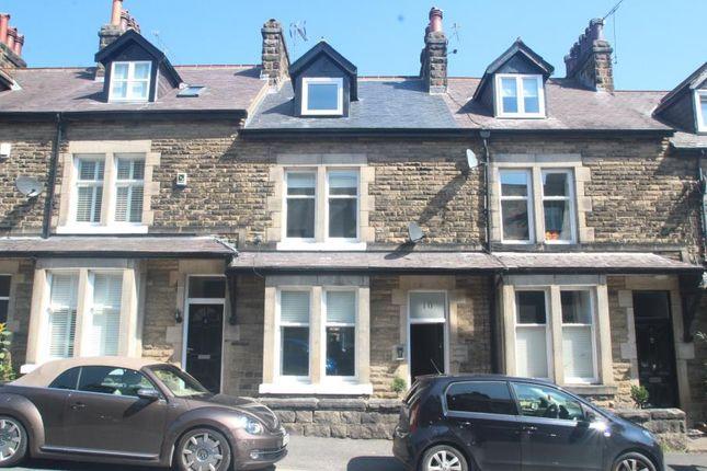 Thumbnail Terraced house to rent in Duchy Grove, Harrogate