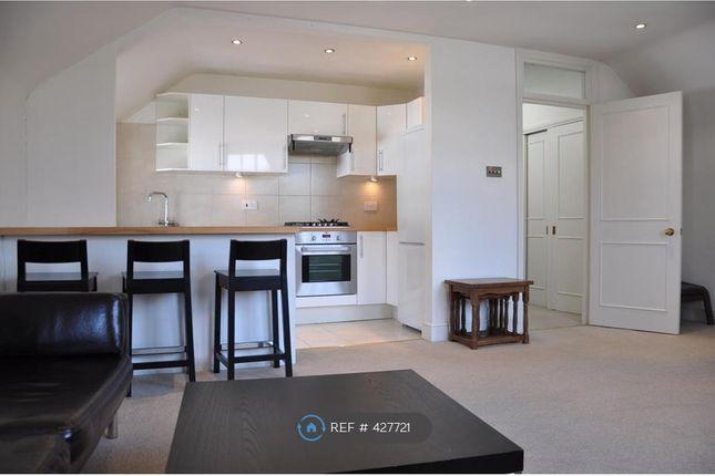 Thumbnail Flat to rent in Kennington Road, London