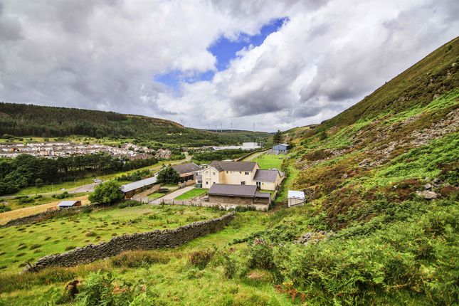 Thumbnail Detached house for sale in Maerdy, Ferndale