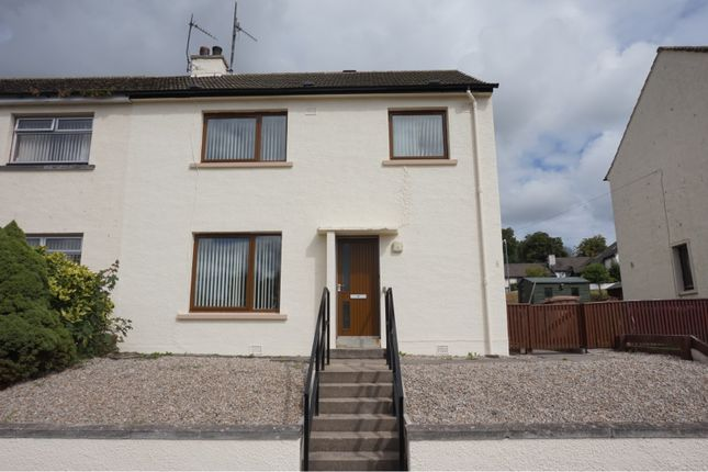 Thumbnail Semi-detached house for sale in Mackenzie Place, Avoch