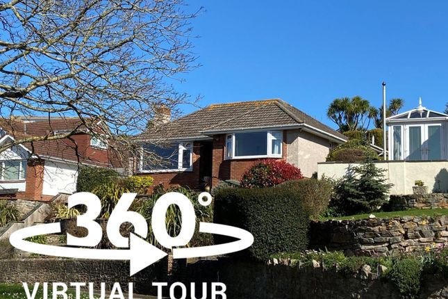 Thumbnail Bungalow to rent in Rock End Avenue, Torquay