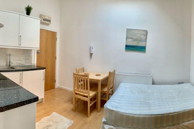 Thumbnail Studio to rent in Spring Place, Kentish Town