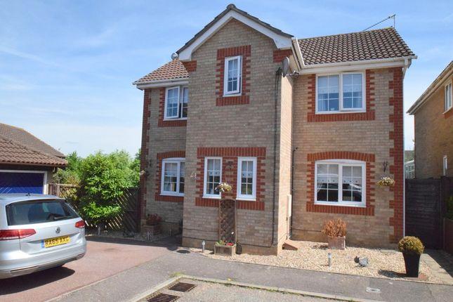Thumbnail Detached house for sale in Lyminster Close, Bury St. Edmunds