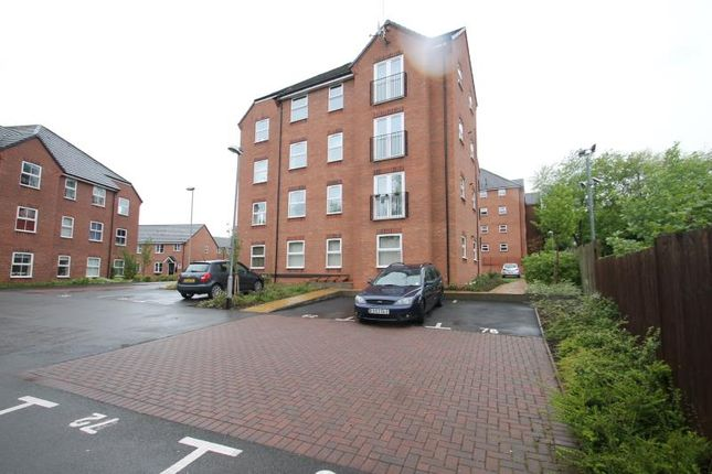 Thumbnail Flat to rent in Brett Young Close, Halesowen, West Midlands