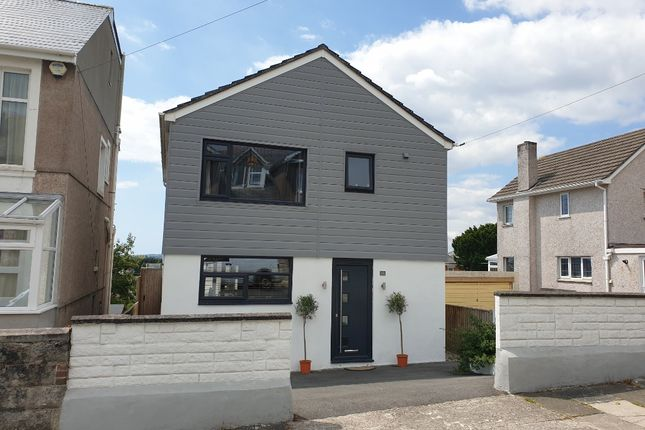 Thumbnail Detached house to rent in Burnham Park Road, Plymouth