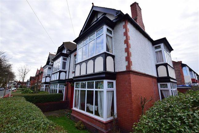 Thumbnail End terrace house for sale in Silverbeech Road, Wallasey, Merseyside