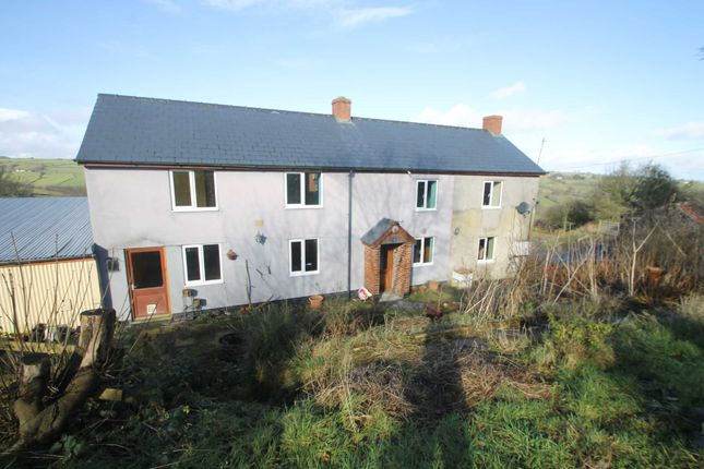 Thumbnail Detached house to rent in New Mills, Newtown