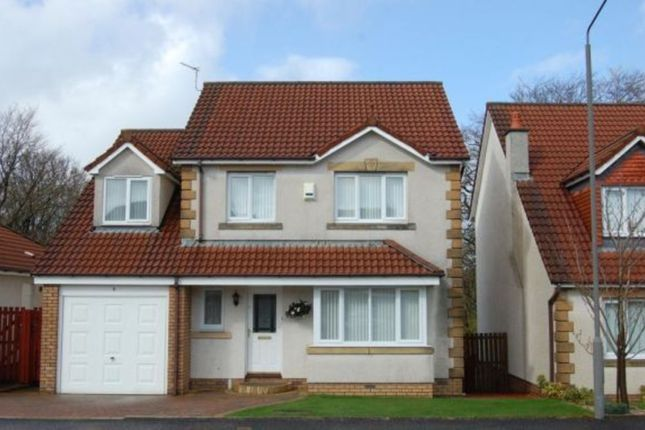 Thumbnail Detached house to rent in Thomson Crescent, Falkirk