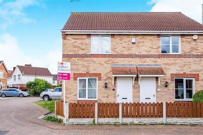 Thumbnail Property to rent in Queens Park, Edlington, Doncaster