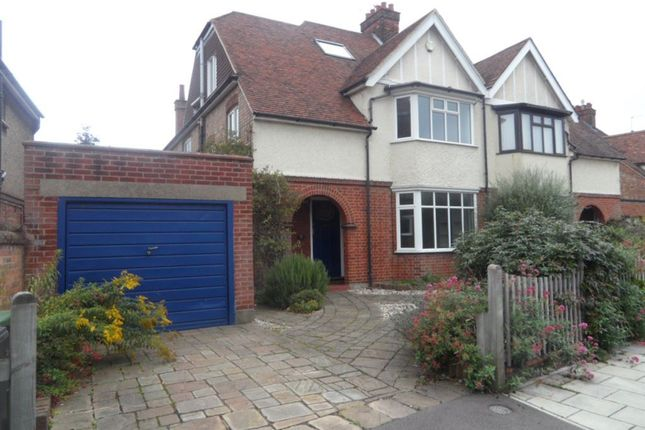 Thumbnail Property to rent in Beverley Crescent, Bedford