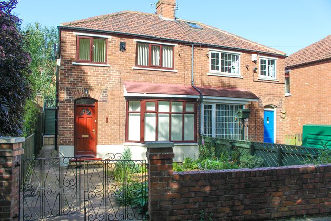 Thumbnail Semi-detached house to rent in Hillside Road, Stockton On Tees