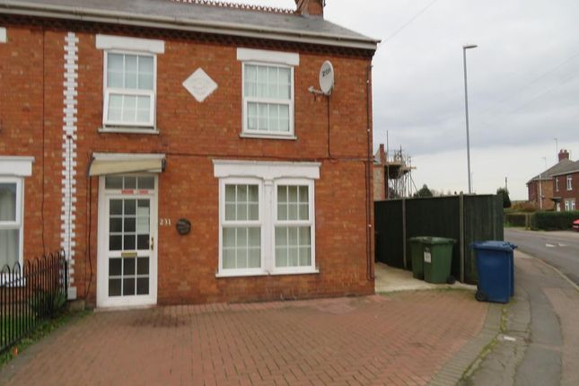 Thumbnail Semi-detached house for sale in Norwich Road, Wisbech, Cambridgeshire