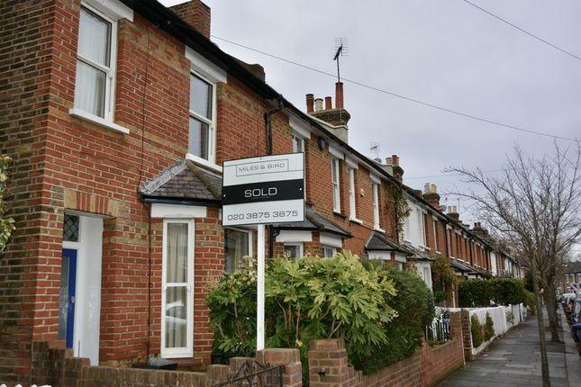 Thumbnail Semi-detached house for sale in Wick Road, Teddington