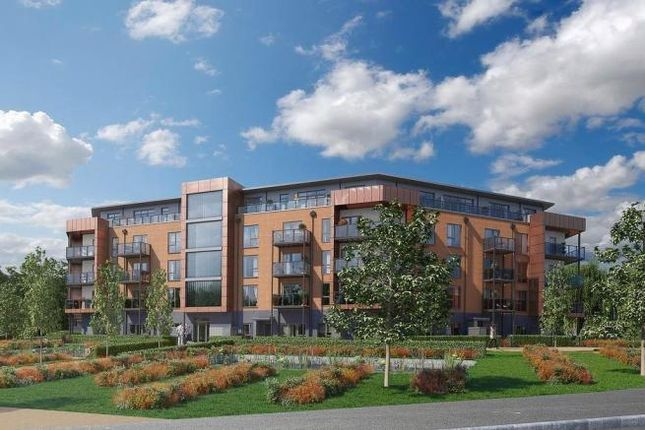 Thumbnail Flat for sale in Elizabeth Gate Apartment At Kings Park, St Clements Avenue, Harold Wood, Romford