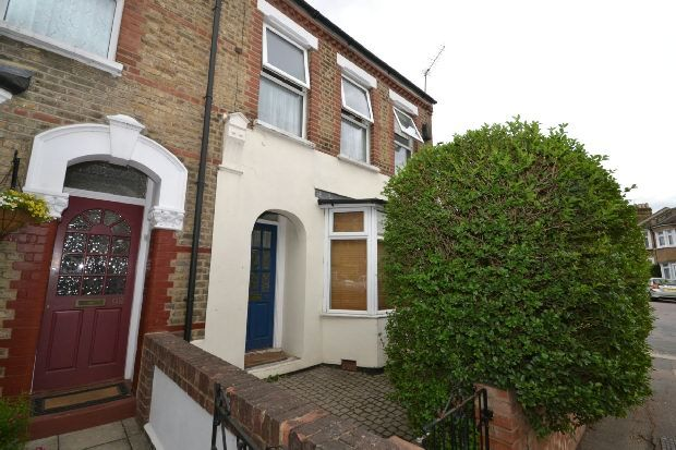 Thumbnail End terrace house to rent in Cavendish Road, London