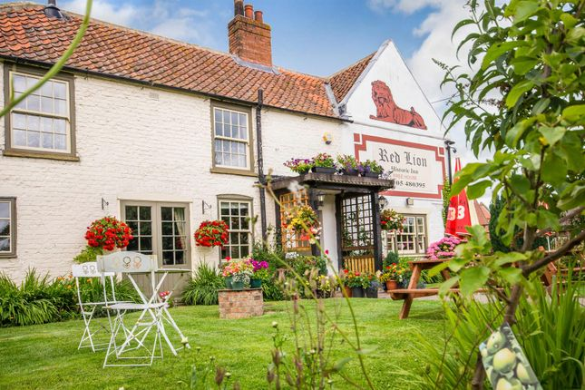 Thumbnail Detached house for sale in Red Lion, Church Road, Stickford, Boston