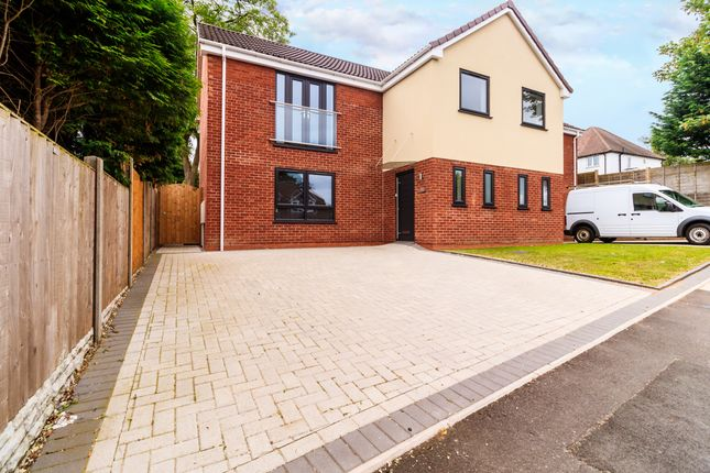 Thumbnail Semi-detached house for sale in Hazelwood Road, Streetly, Sutton Coldfield