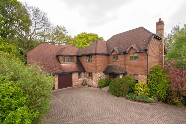 Thumbnail Detached house for sale in Steeres Hill, Rusper, Horsham, West Sussex